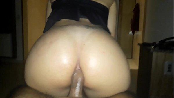 Sexo anal com gostosa amadora fodendo